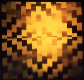 Point of No Return A | silkscreen on perspex | 40x40x13cm